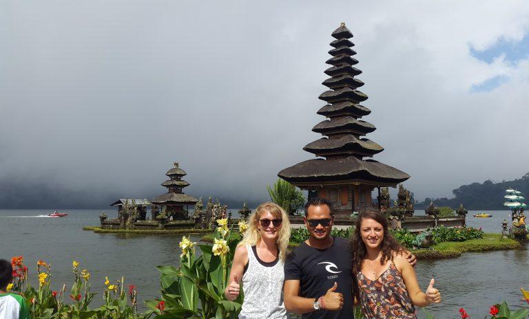 Bedugul tour in Bali, Indonesia